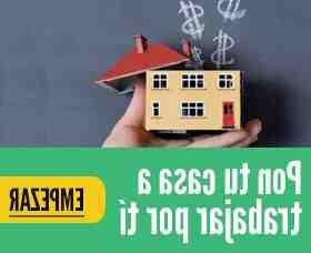 ¿Cómo empezar en el mercado inmobiliario sin dinero?