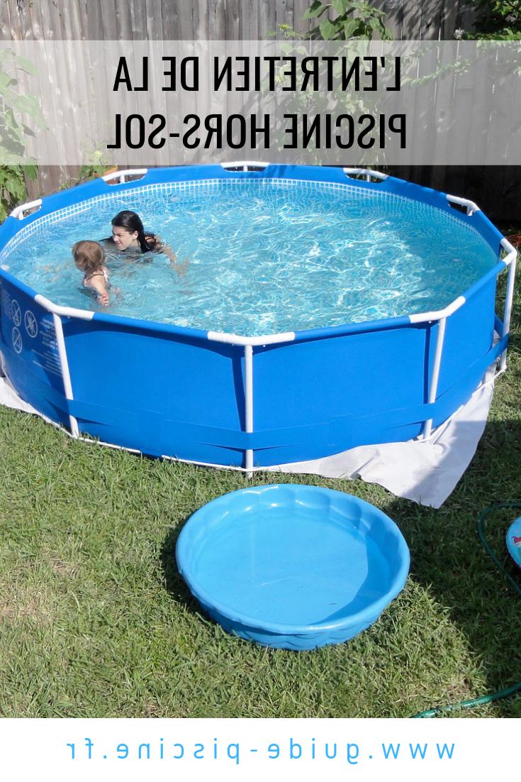 ¿Cómo limpiar una piscina?