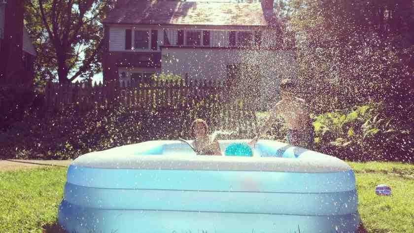 ¿Cómo mantener una piscina Bestway?
