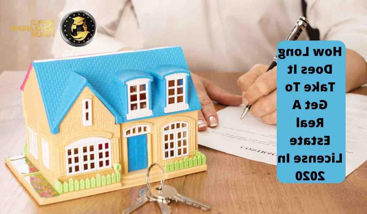 ¿Qué necesitas estudiar para ser agente inmobiliario?