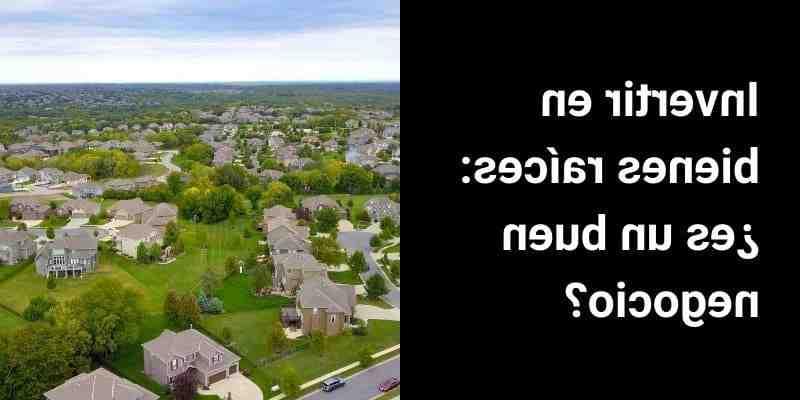 Cómo iniciarse en el negocio de bienes raíces?